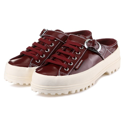 [수페르가X알렉사청] 2279-ALPINAPATENTLEAW Oxblood_S00ECS0915