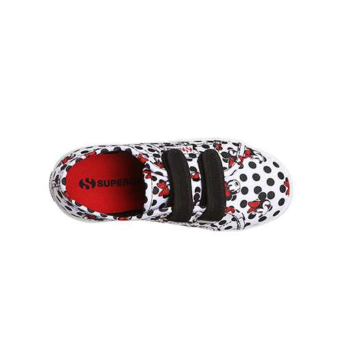 2750-FANCOTJVEL BUMP White-Minnie Dots_S00CD80997
