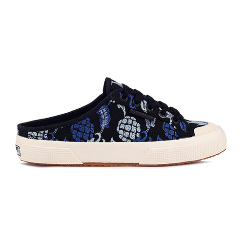[EXCLUSIVE] 2292-cotembw Black-Blue Ananas_S1118CWA02