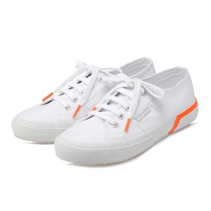 2750-DOUBLEBUMPER COTU WHITE-ORANGE FLUO_S00GRC0L32